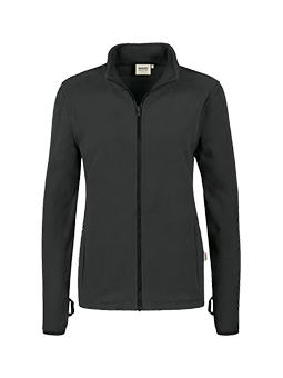 Damen-Heavy-Fleecejacke Yukon mit Zip-in-System