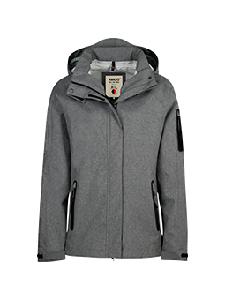 Woman-Active-Jacke Fernie mit Hakro Zip-in-System