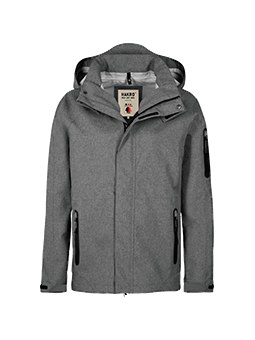 Active-Jacke Housten mit Hakro Zip-in-System