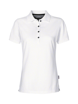 Damen-Poloshirt Cotton-Tec