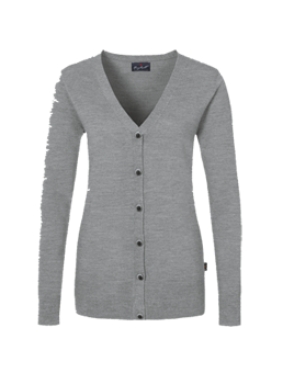 Woman-Cardigan Merino Wool